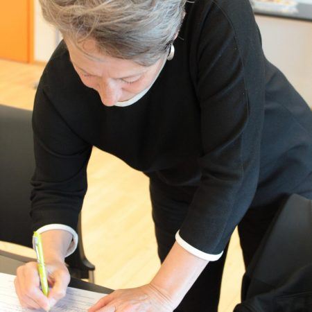 Josephine Nymand Underskrift Af Forretningsorden 290617